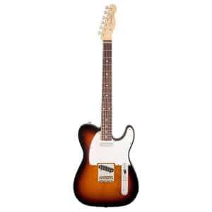 Guitarra Fender 014 1510 - 60s Classic Player Baja Telecaster - 300 - 3 - Color Sunburst